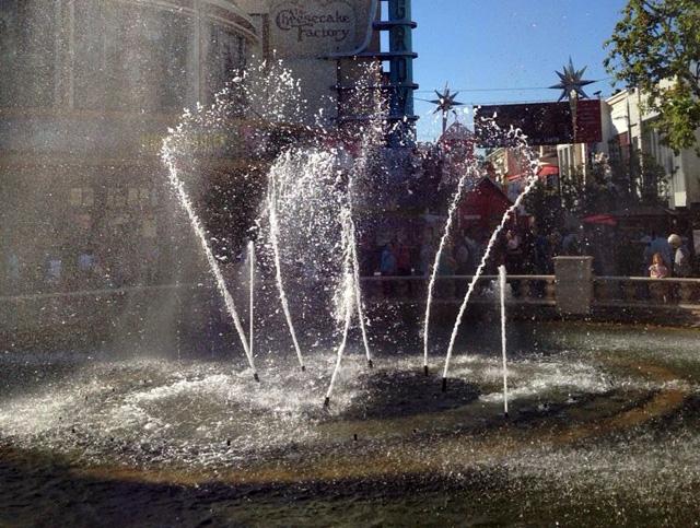grove fountain