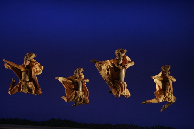 Lion King Leaps Joan Marcus credit