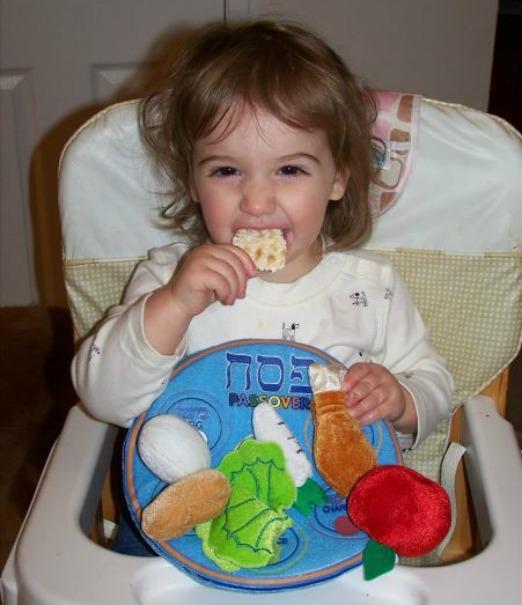Passover kid