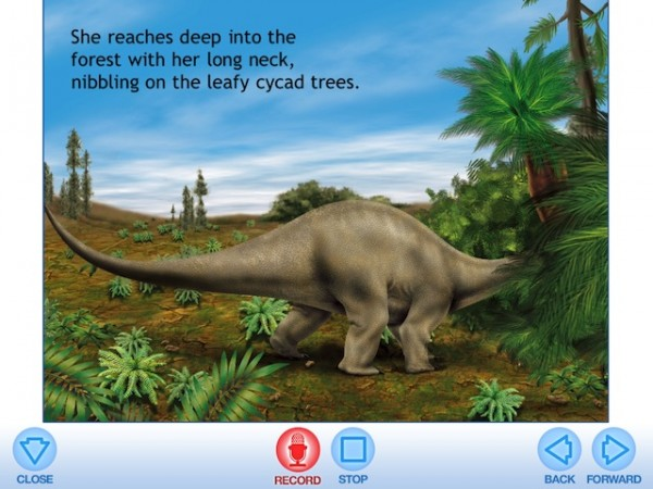 record-your-own-voice-apatosaurus
