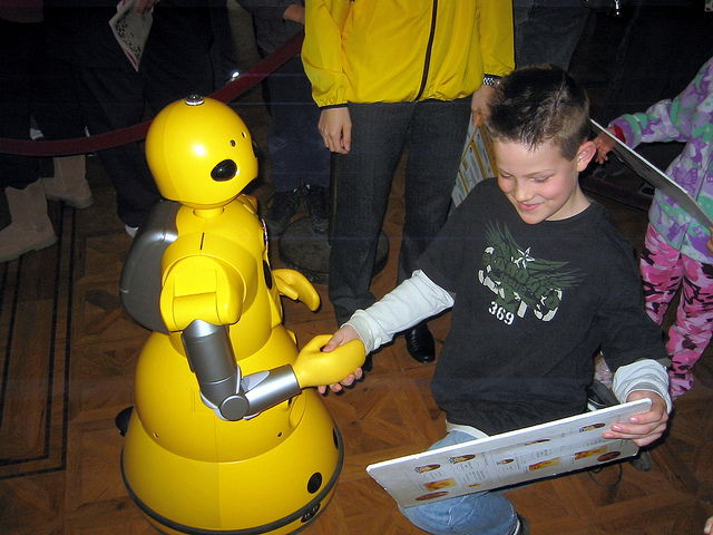 robot-and-kid