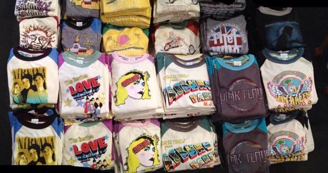 Baby Rock Shirts Boston Street Kids FB