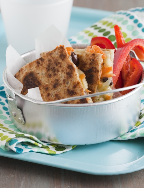 Best Lunch Box Ever_Sweetie Pie Quesadilla