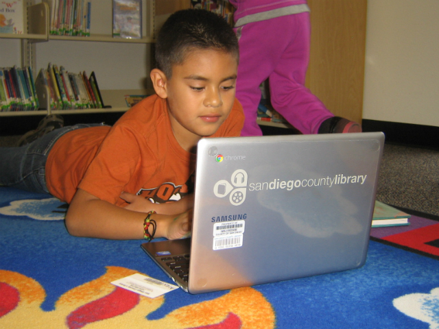 Photo by: San Diego County Library