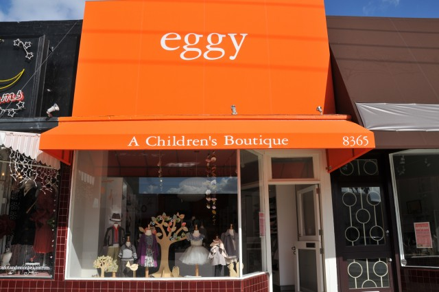 Eggy Storefront