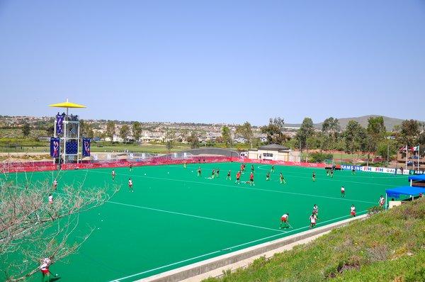 Field Hockey at Chula Vista U.S. Olympic Training Center