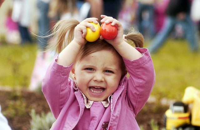 Real Egg Hunt and Decorate at Meadowside Nature Center
