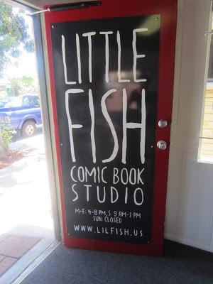 Little Fish Door