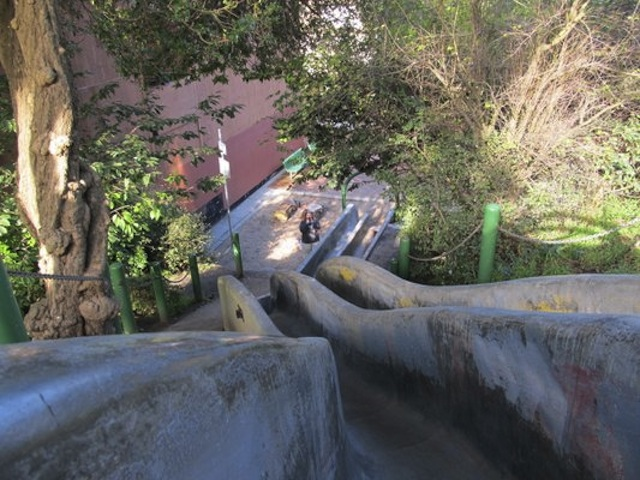 Seward Street Slides, Eureka Valley