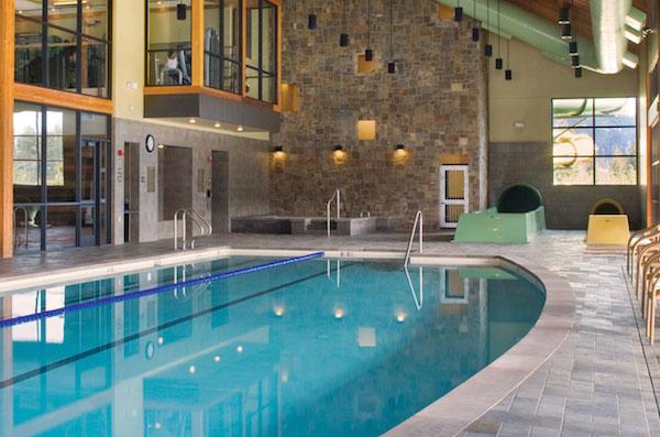 Suncadia indoor pool