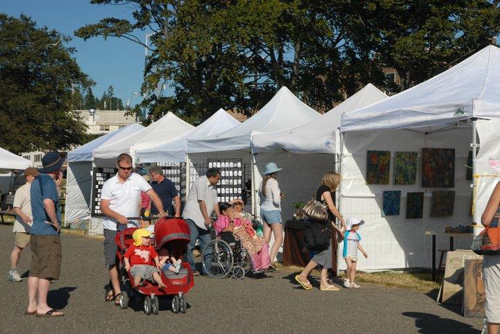 Alki Art Fair from FB