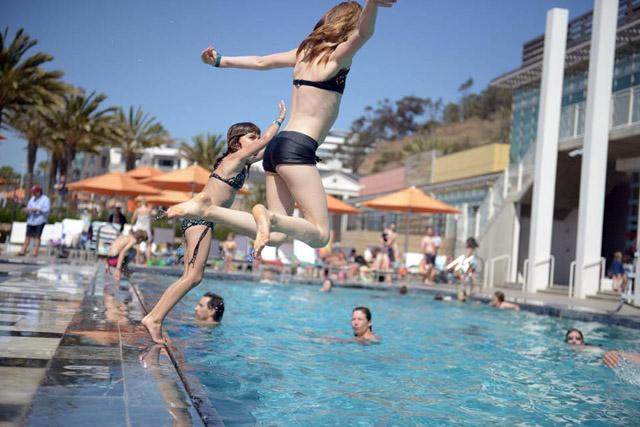 annenberg pool2