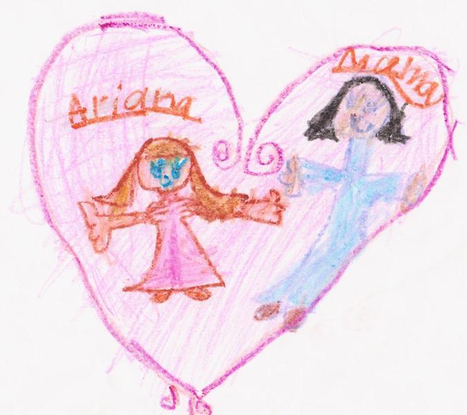 Ariana-Mama Big Heart