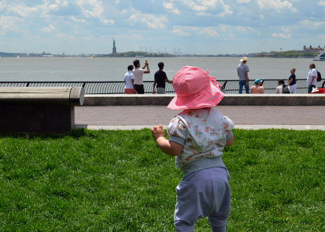 Exploring The Best of Battery Park City