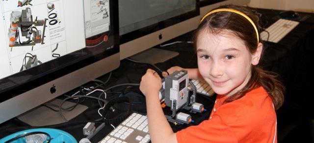Digital Media Academy LEGO class shot from website