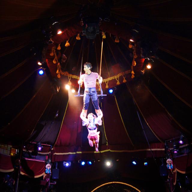 Teatro ZinZanni Tambourine Submarine