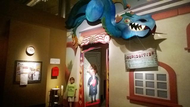 edit Time Intrusionator entrance