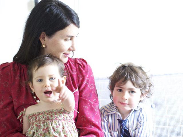 Estee Stanley With-Kids