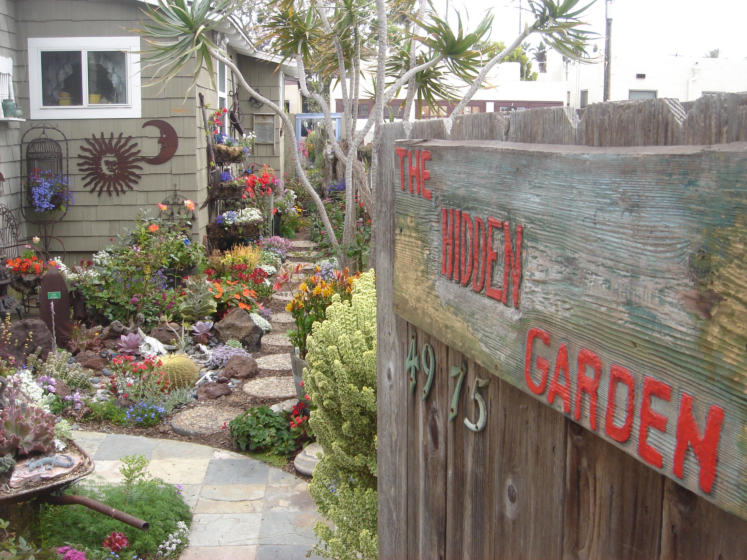 Hidden Garden 1