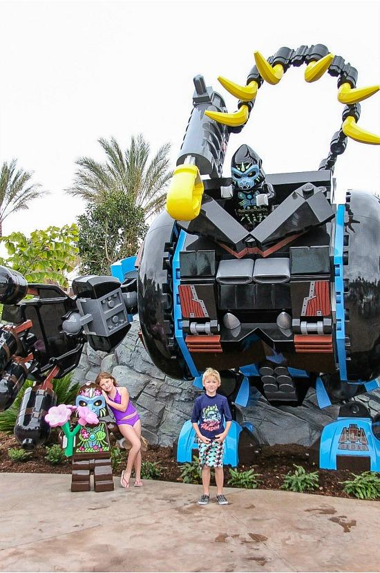 Chima Water Park, Legoland California