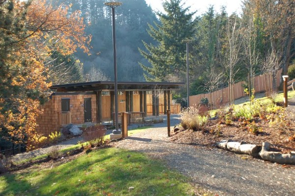 Outdoor Adventure Pavilion