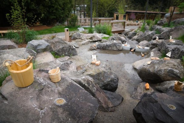 Outdoor Adventure Toddler Area