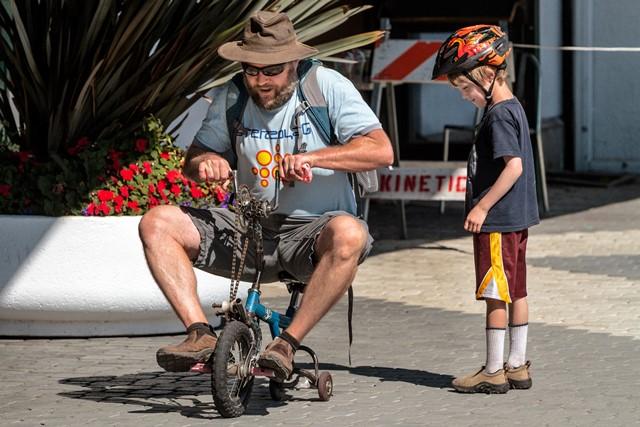 Pedalfest at Jack London Square