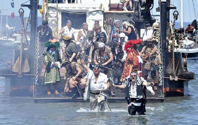 Seafair Pirates Landing FB page