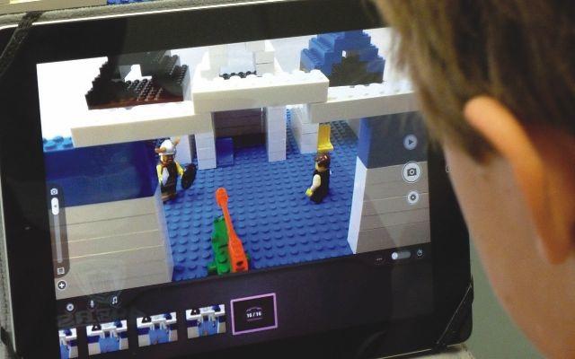 TechKnowHow LEGO Computer