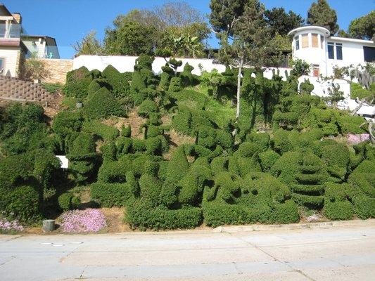 Topiary Garden