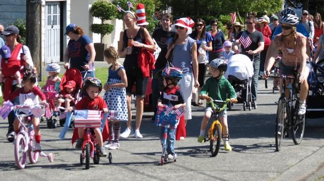 admiral kids' parade