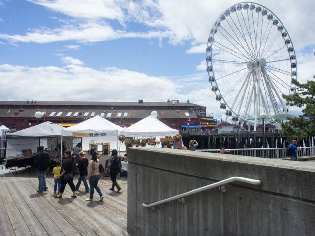 Seattle Arts Market