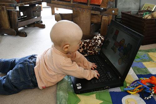 BabyBlogging