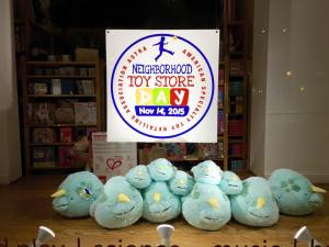 Gepetto's National Toy Store Day 2015