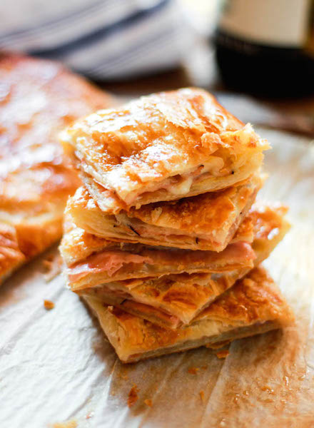 ham-and-cheese-puff-pastry
