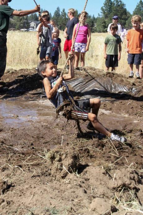 Subaru Kid's Obstacle Challenge