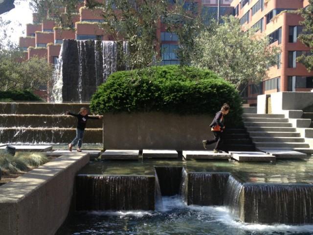 levi's fountain