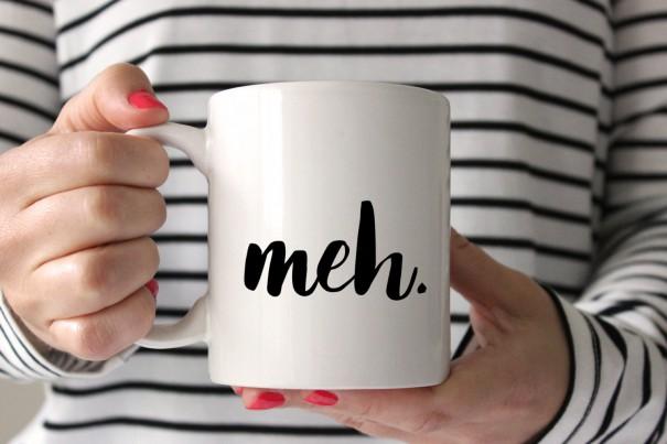meh-cup