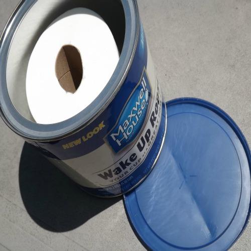 truco de papel higiénico