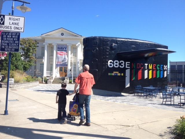 Navy Museum Bremerton