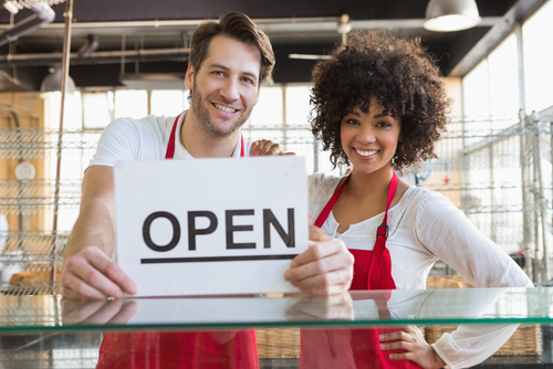 open for business premium business listing