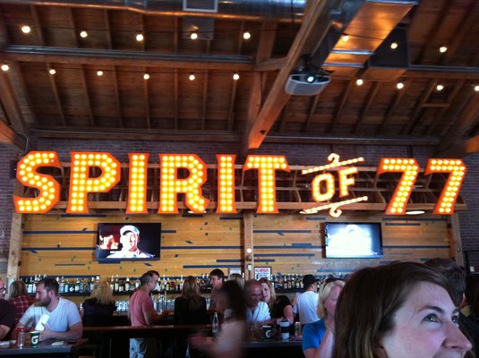 Spirit of 77 2