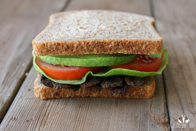 The Vegan BLTA- Easy and quick dinner for those busy nights!
