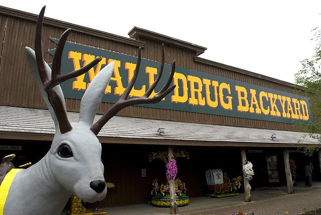 Wall Drug - South Dakota
