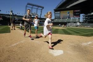 Run Around the Bases