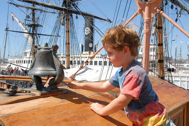 kid sail