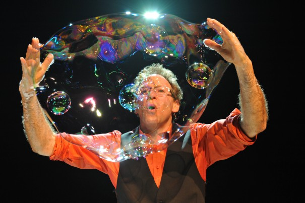 The Amazing Bubble Show