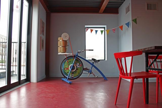 Ice Cream Churning Bicycle_Gowanus - Credit Evan Barbour