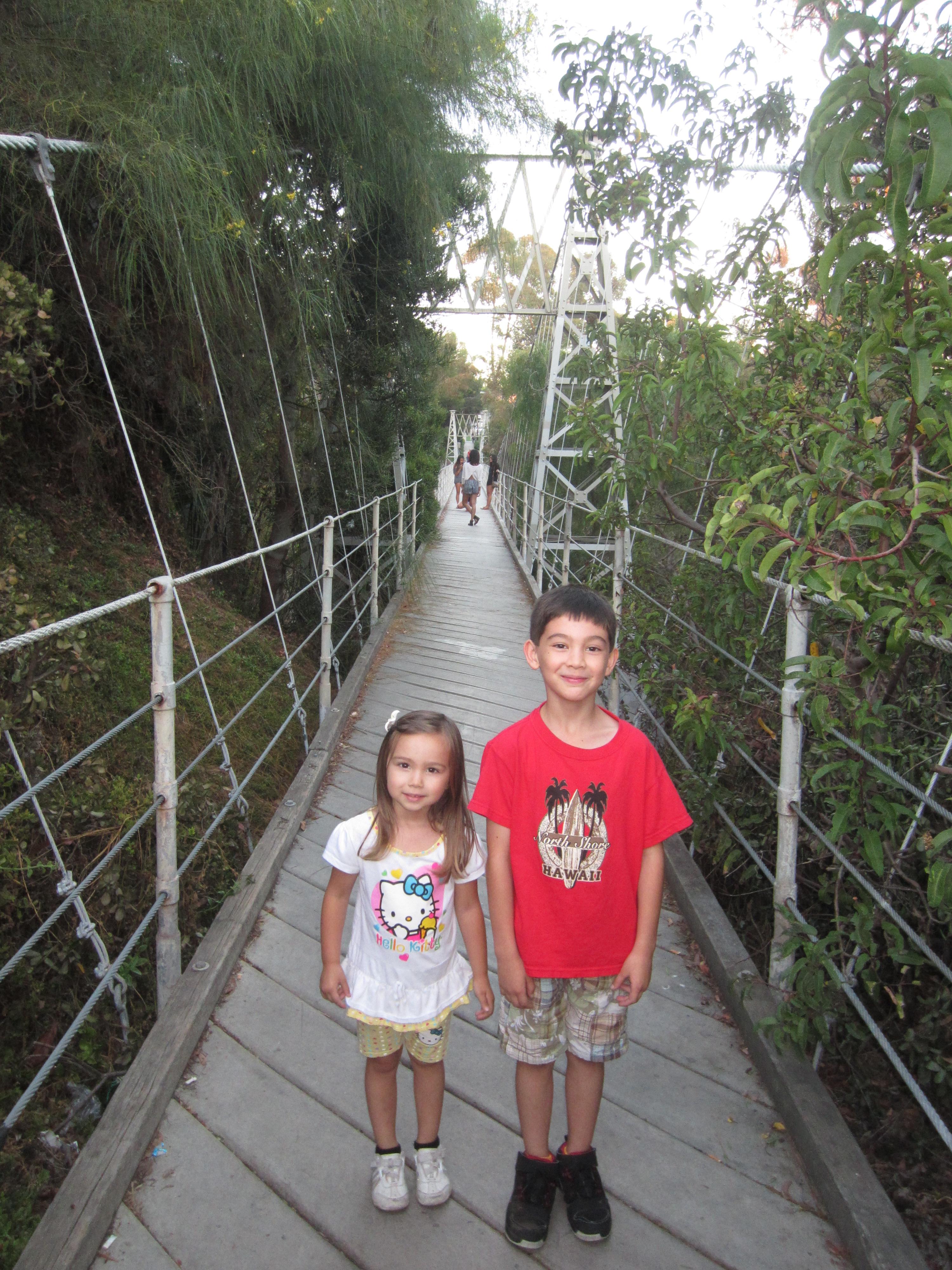 Spruce Street Bridge