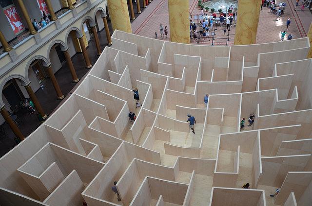 big-maze-museum